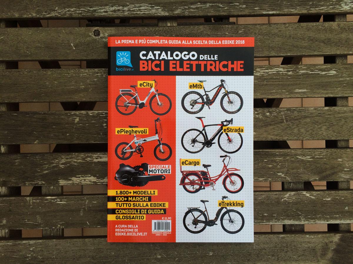 il catalogo delle bici elettriche di bicilive